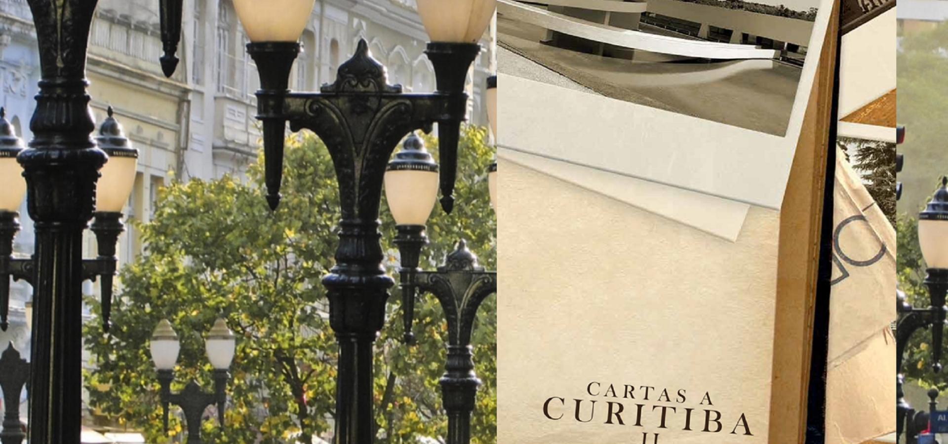""""""" Cartas a Curitiba 2 """" Livro da Jornalista Iza Zilli"""