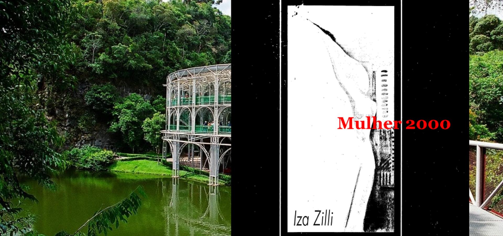 """""""Mulher 2000"""" Livro da Jornalista Iza Zilli"""