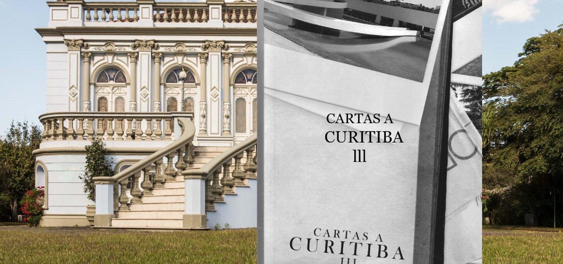 """""""Cartas a Curitiba 3"""" Livro da Jornalista Iza Zilli"""
